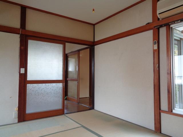 コーポ金井居室