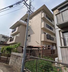 稲田堤サンハイツの外観画像