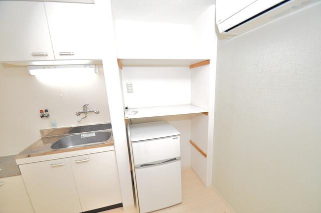 アップウエスト神路 もちろん収納スペースも確保。いたれりつくせりのお部屋です。