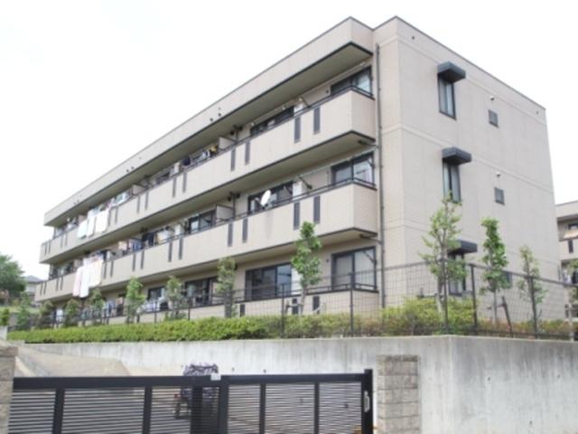 八千代台南ガーデンパレスC棟の外観外観