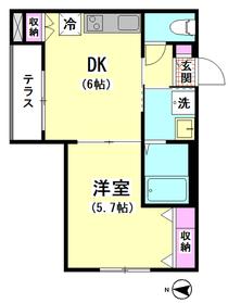 SAKURA RESIDENCE 202号室