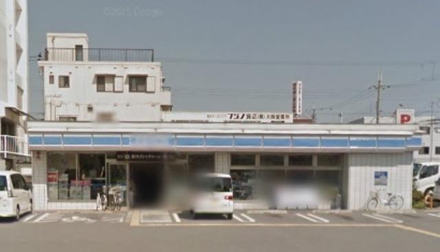 ローソン堺百舌鳥陵南町店