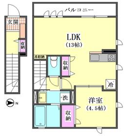 (仮称)西蒲田4丁目新築アパートD棟 201号室