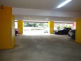 グランメール駐車場
