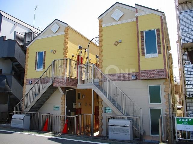 ユナイト中野島ジャンレノの外観画像