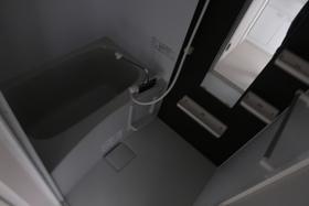 追い焚き浴室