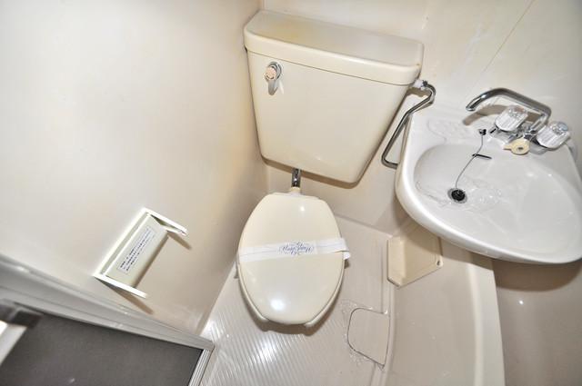 シティハイム南巽 清潔で落ち着くアナタだけのプライベート空間ですね。