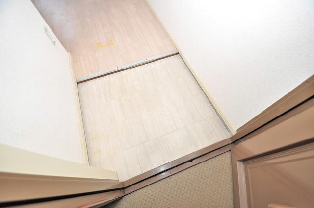 サンフォレスト布施 素敵な玄関は毎朝あなたを元気に送りだしてくれますよ。