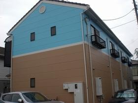 本厚木駅 バス8分「金田下宿」徒歩4分の外観画像
