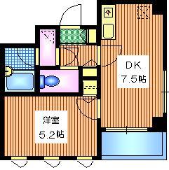 I-Space中目黒間取図