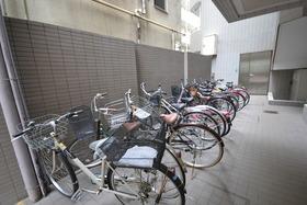 菱和パレス飯田橋駐車場