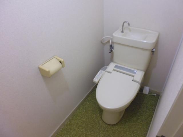 山口ビルトイレ