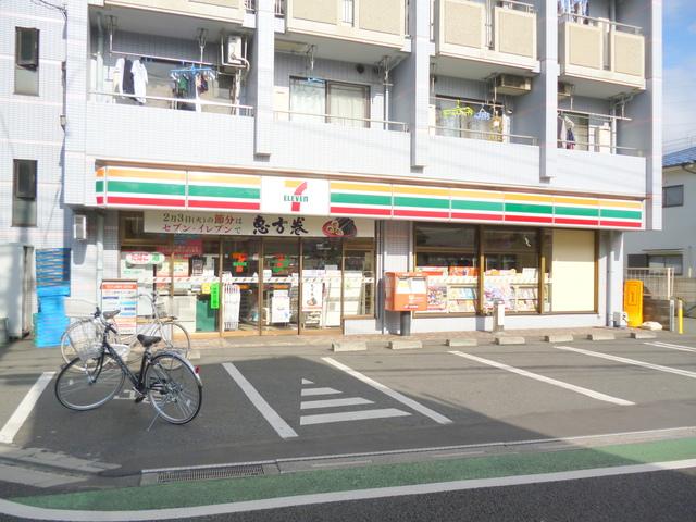 シェモア仙川壱番館[周辺施設]コンビニ