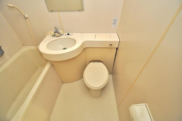 グリーンハウス スタンダードなトイレは清潔感があって、リラックス出来ます。