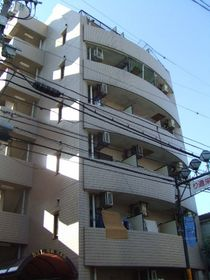 ビクセル川崎弐番館の外観