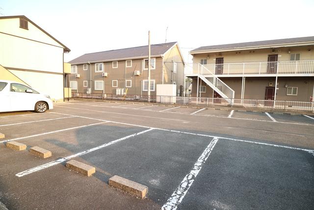 シティハイム早島 B駐車場