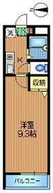 サザンコート代田3階Fの間取り画像