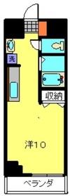 大倉山駅 徒歩10分1階Fの間取り画像