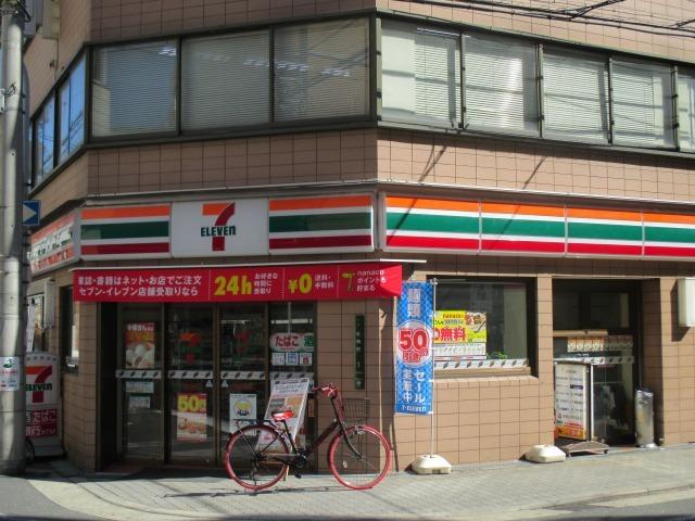 セブンイレブン大阪紅梅町店