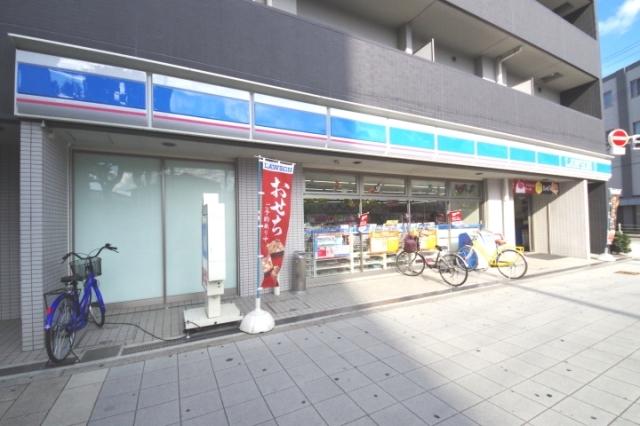 ローソン今福鶴見駅東店