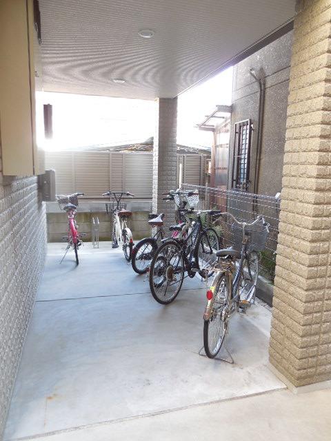 Casa Familie駐車場