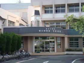 秋川体育館