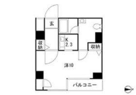 YAMASHITA 812階Fの間取り画像
