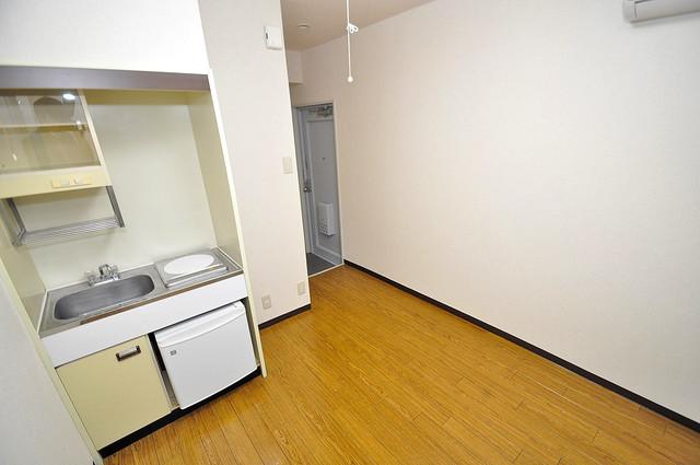 アリーヴェデルチ小阪 解放感がある素敵なお部屋です。