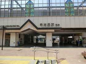 西武池袋線中村橋駅