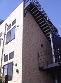 恵比寿の家の外観画像