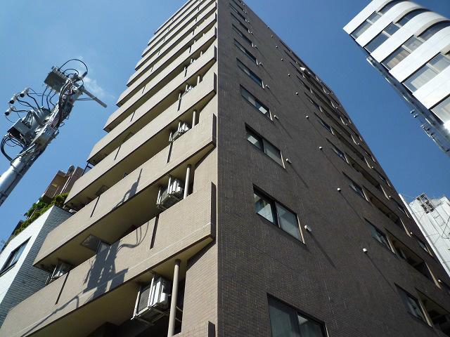 麻布十番駅 徒歩8分の外観画像