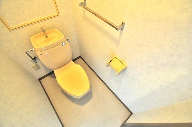 フルラーレ 白くてピカピカのトイレですね。癒しの空間になりそう。