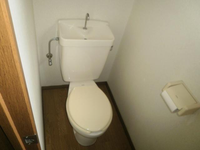 ヴァンフォーレ北村トイレ