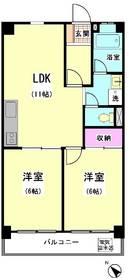 シャトー富士 306号室