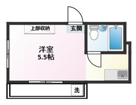 メゾン・ド・NSK1階Fの間取り画像