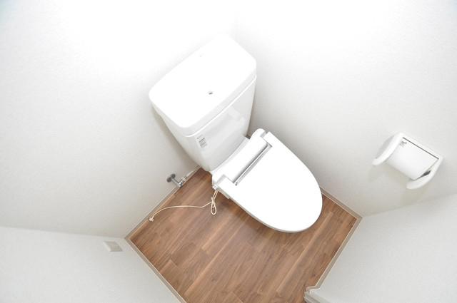 Blue Star G1(ブルースター) 清潔感のある爽やかなトイレ。誰もがリラックスできる空間です。