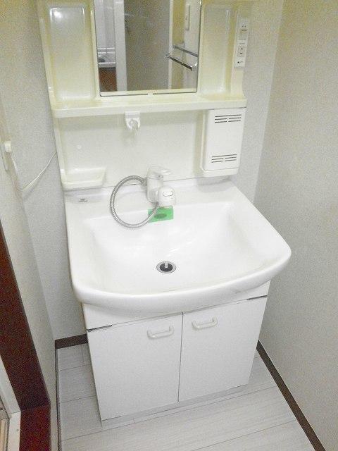 グランメールK洗面所