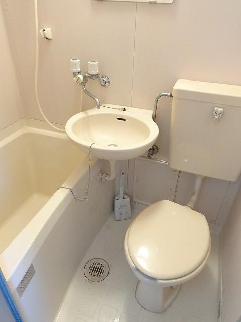 グレースハイツⅠトイレ