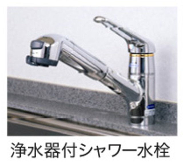 コンフォーティア鎌倉キッチン