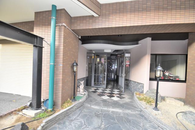 セピアコート柴田 素敵なエントランスがあなたを毎日出迎えてくれます。