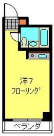 星川駅 徒歩15分3階Fの間取り画像