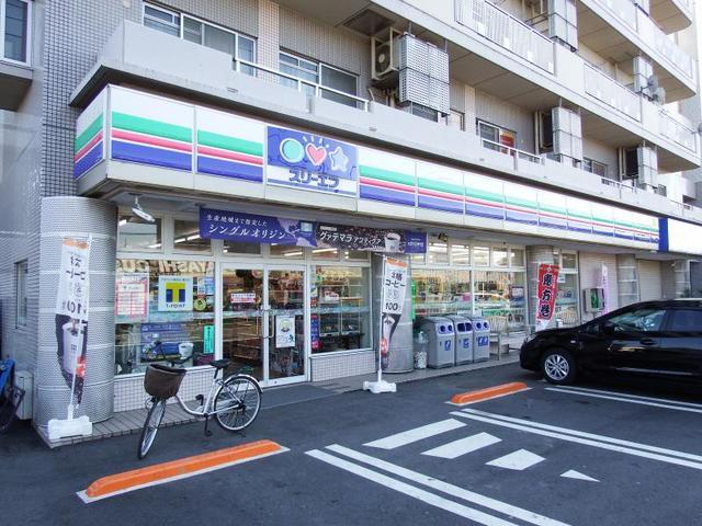 本厚木駅 バス10分「金田下宿」徒歩6分[周辺施設]コンビニ