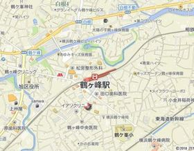 石田ハイツ案内図