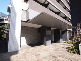 パークアクシス渋谷桜丘ウエストエントランス