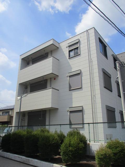 武蔵中原駅 徒歩22分の外観外観