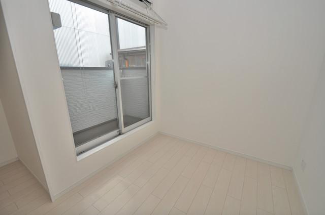 クロスレジデンス布施 窓があるので風通しが良く、快適な睡眠がとれそうですね。