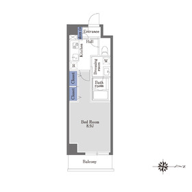 STレジデンス南品川 314号室