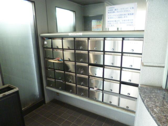 スカイコート新宿第5共用設備