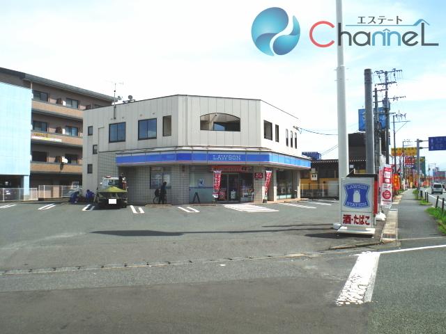 ローソン久留米東合川店