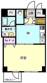 アミティエ中延 302号室